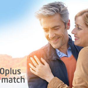 Abonnement op datingsite 50PlusMatch