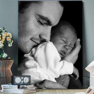 Jouw mooiste foto op canvas XL (120 x 80 cm)