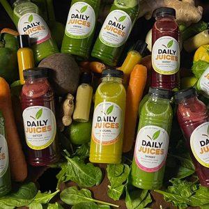 Kortingsbon: 30% korting op detoxboxen van Daily Juices