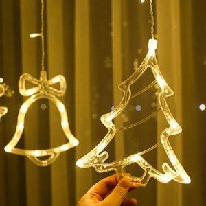 Led Lichtgordijn Kerst