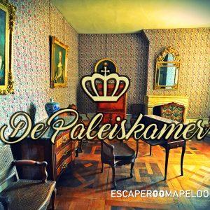 Ontsnap uit een spannende escaperoom in Apeldoorn!