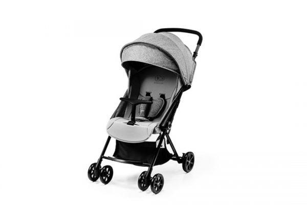 Wandelwagen Lite Up van Kinderkraft (grijs)