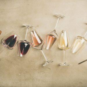 Wijnproeverij bij jou thuis (6 p.)