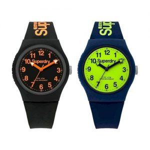 Set van 2 Superdry-horloges