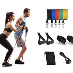 11-delige fitness-set