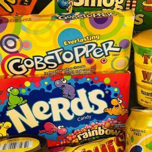 Amerikaans snoeppakket