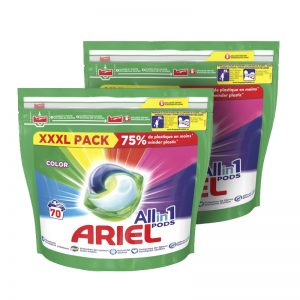 Ariel 3-in-1 Pods Colour & Style - 140 wasbeurten