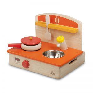 Wonder World My Portable Cooker - Kinderkeuken speelset - 3 jaar+
