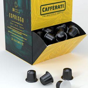 80 koffiecups van Caffèrati