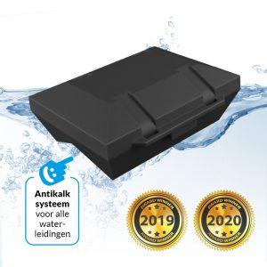 AlpinPro® Antikalksysteem Black Edition Uni-Pro - Voorkomt kalkaanslag