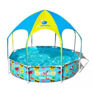 Bestway My First Frame Pool - Splash in shade
