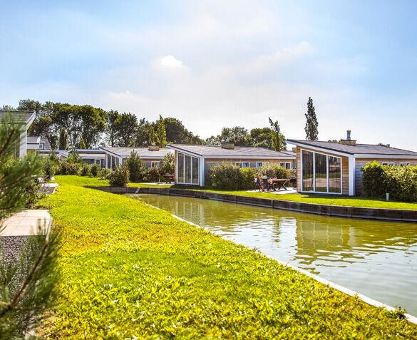 Luxe vakantiepark in Bemelen in Zuid-Limburg