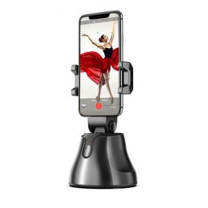 360° bewegend statief voor professionele telefoonopnames