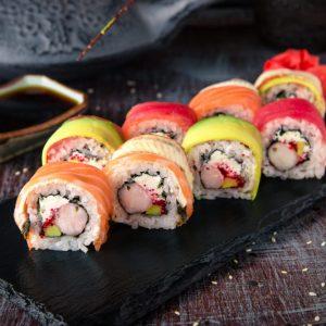 Afhaaldeal subara sushibox bij Yume Sushi Deventer