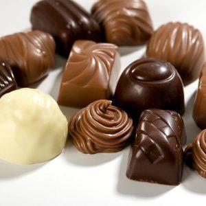 Chocolade pakket van Guilty Candy Store