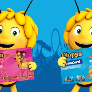 Plopsa Fun Card of SwimCard