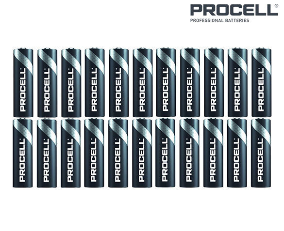 Procell 48-Pack batterijen AA/AAA