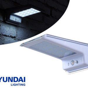 Set van 2 Hyundai Eco Solar Buitenlampen