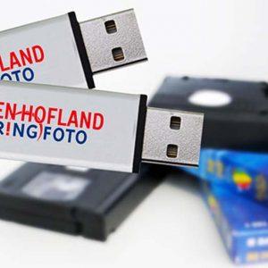Videoband omzetten naar USB bij Ben Hofland
