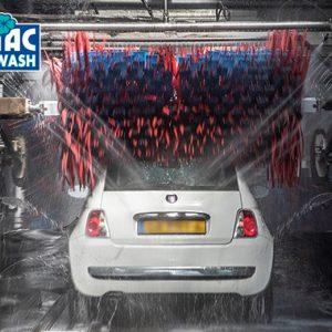 Wasbeurt bij ANAC Carwash
